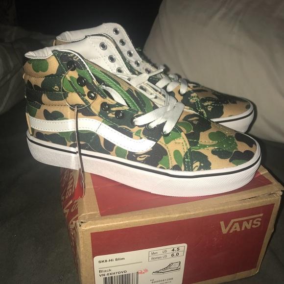 a3b7ad2316 Bape Shoes